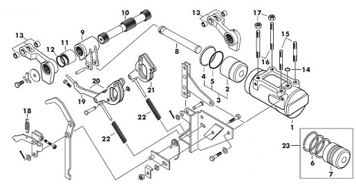 165 massey ferguson engine diagram