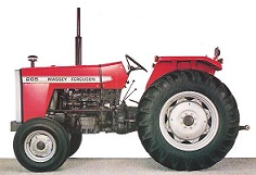Massey Ferguson 265 parts South Africa