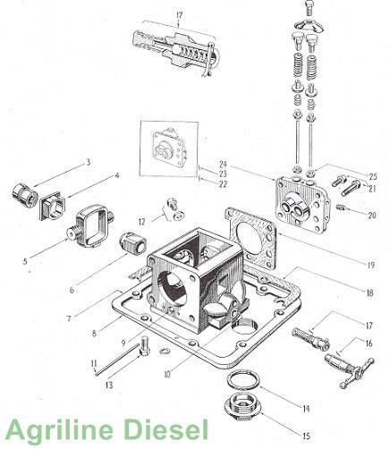 Massey Ferguson Hydraulic Parts Diagram on ford tractor alternator wiring diagram
