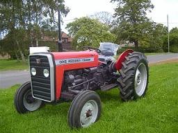 Massey Ferguson 240 Tractor Parts